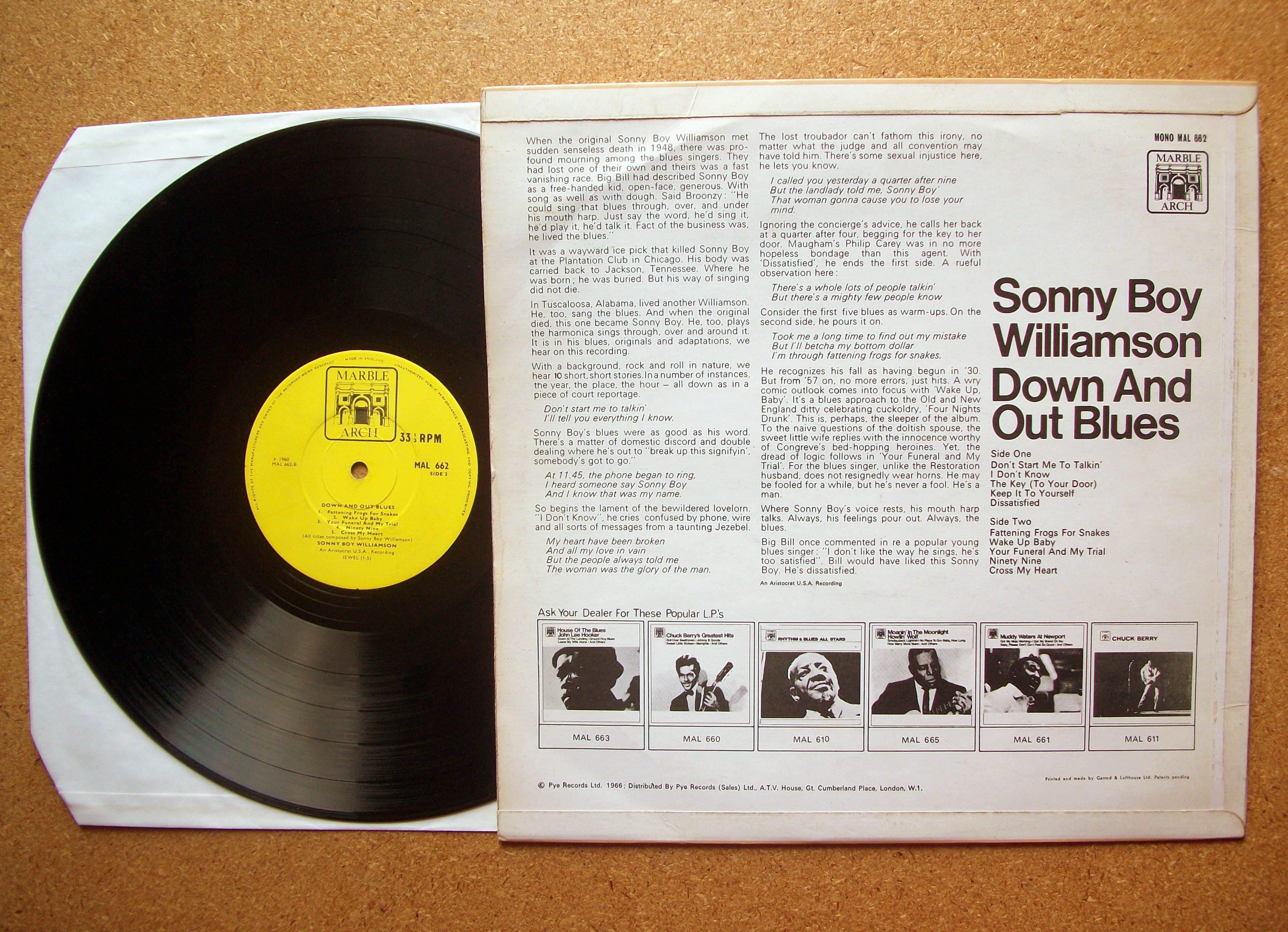 short story sonny blues