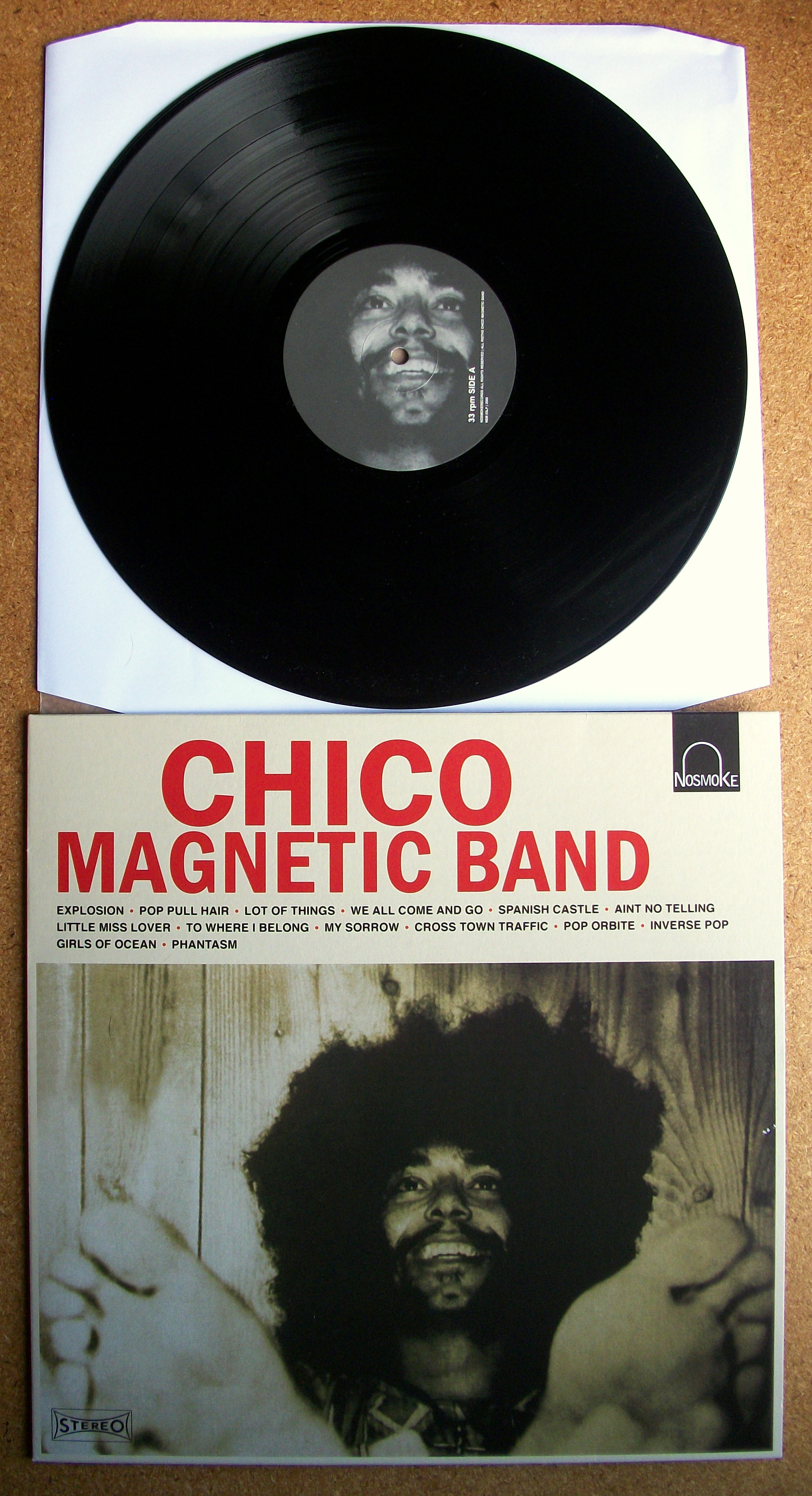 Chico Magnetic Band Girls Of Ocean