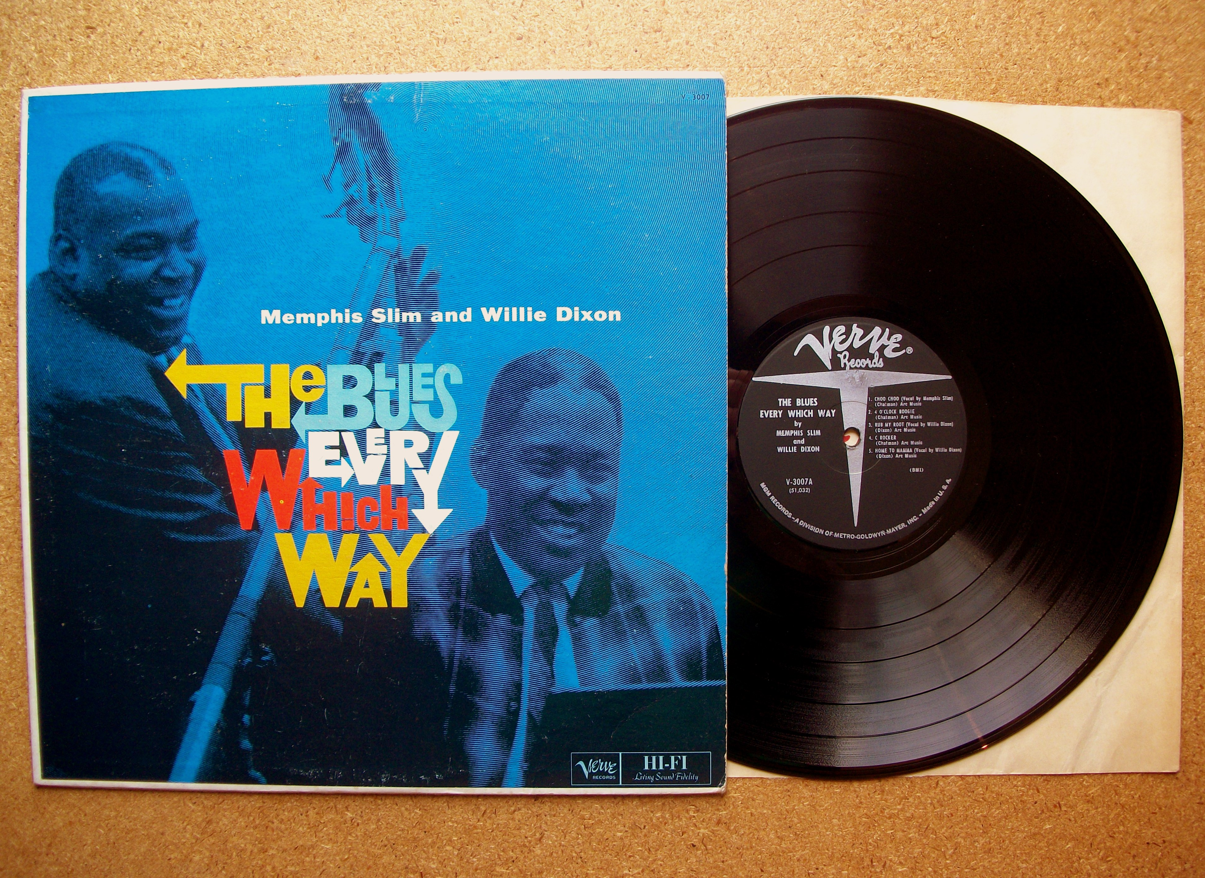 Memphis Slim Willie Dixon Memphis Slim Willie Dixon