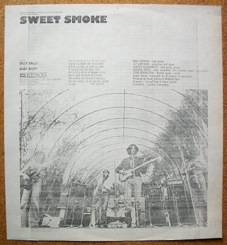Sweet Smoke Sinister Salad Musikal S Weblog