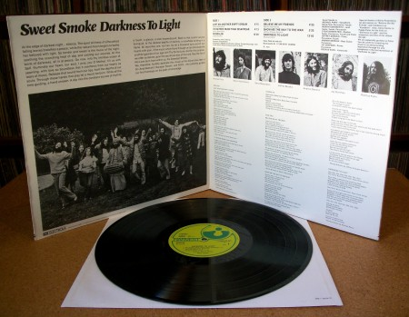 Sinister Vinyl Collection Sweet Smoke Darkness To Light