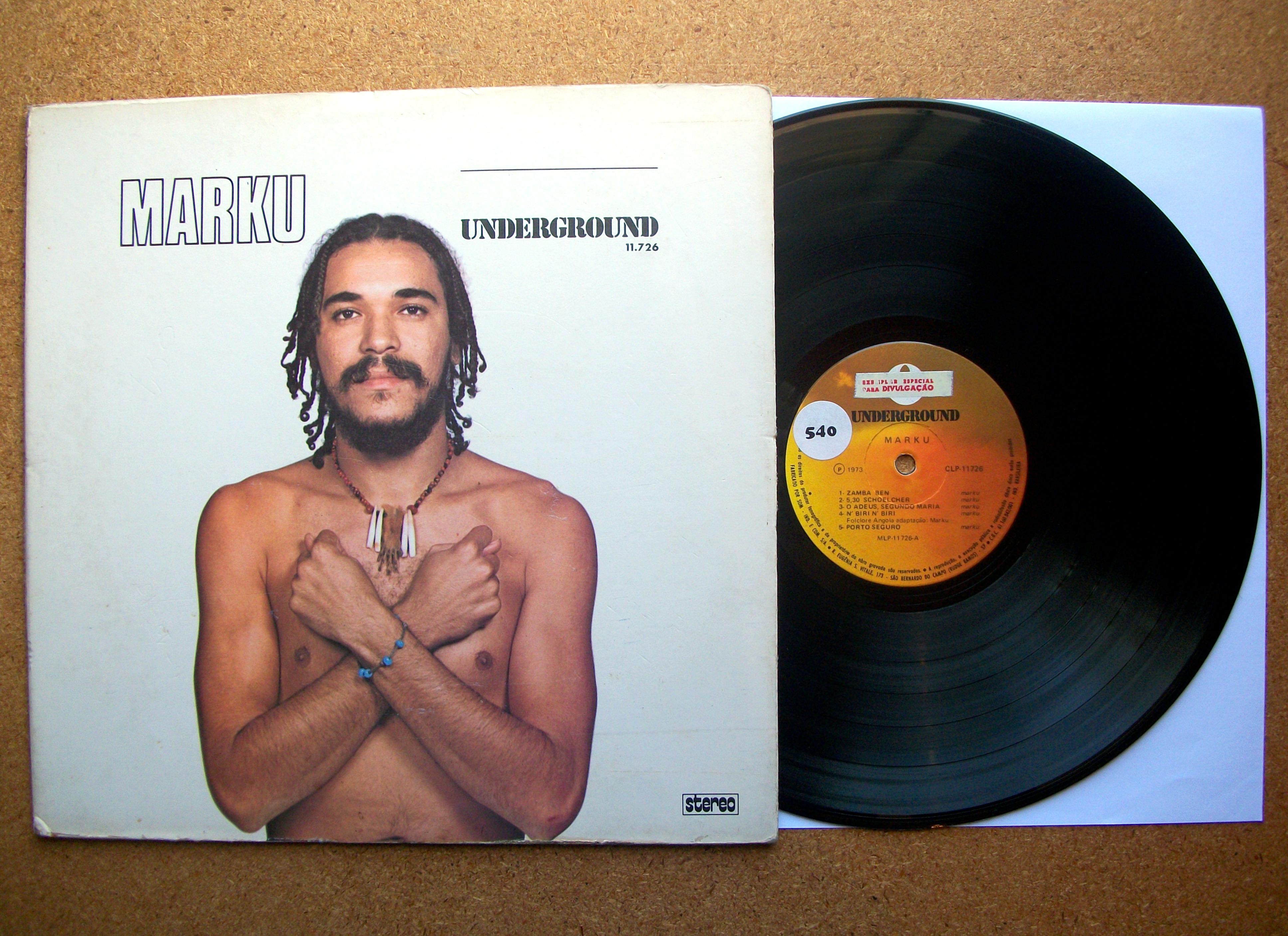 Marku - Underground