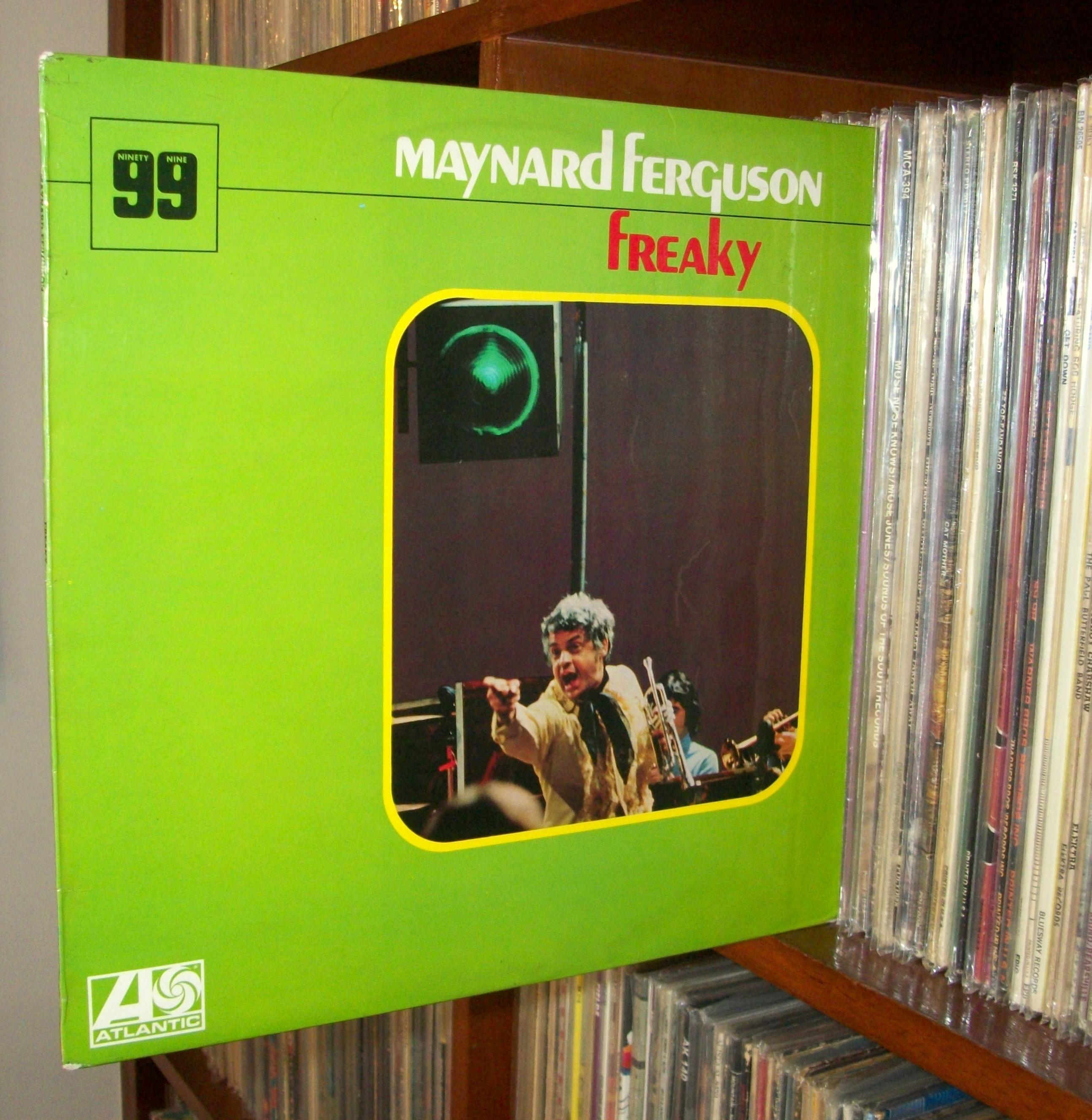 Maynard Ferguson Ridin High