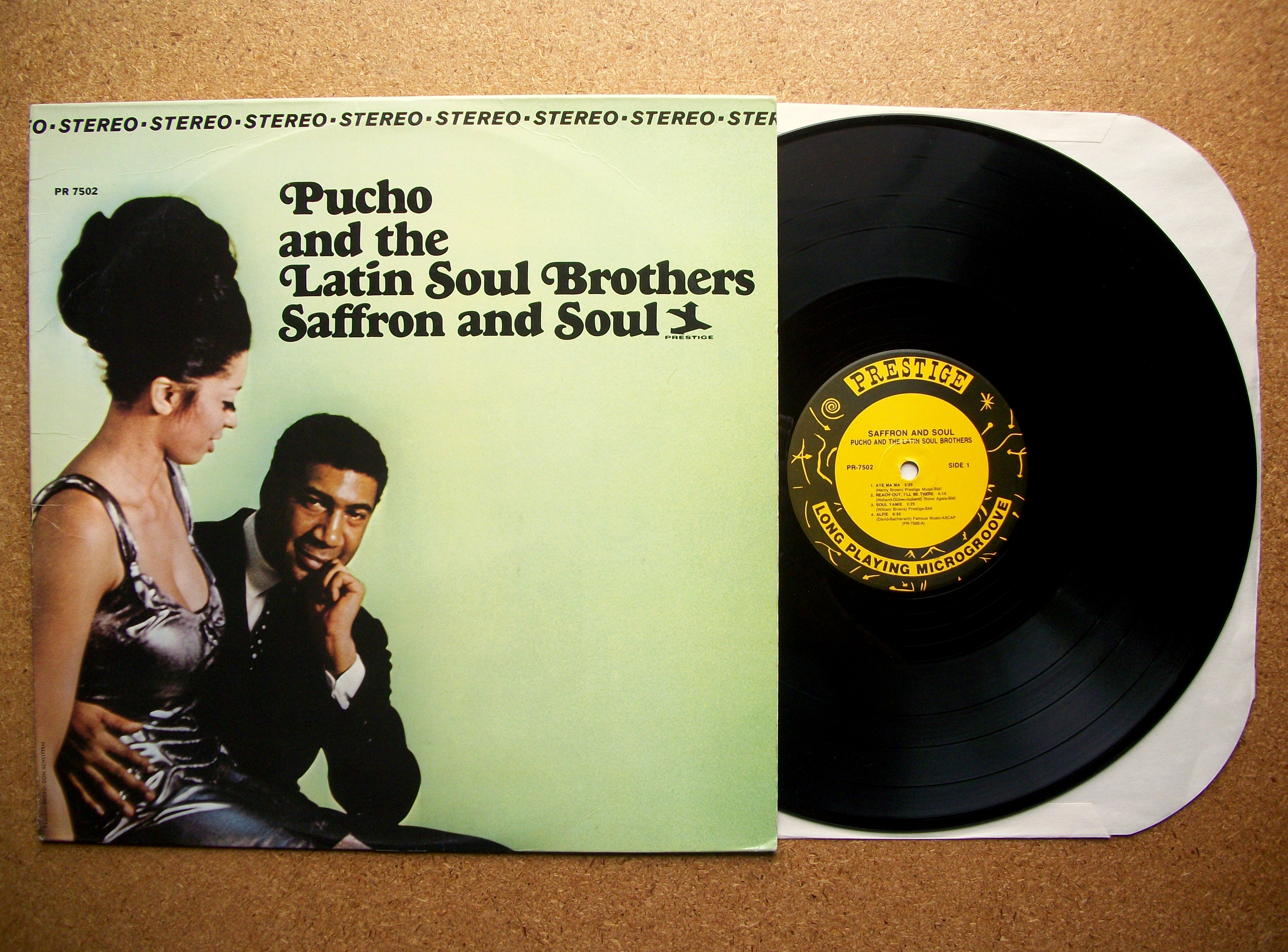 Pucho and His Latin Soul Brothers