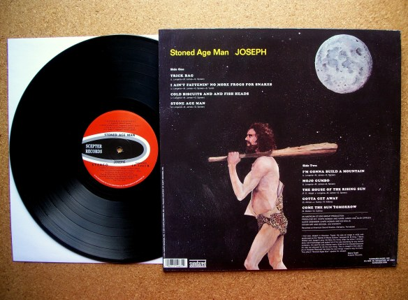SINISTER VINYL COLLECTION: JOSEPH – STONED AGE MAN (1970 ...